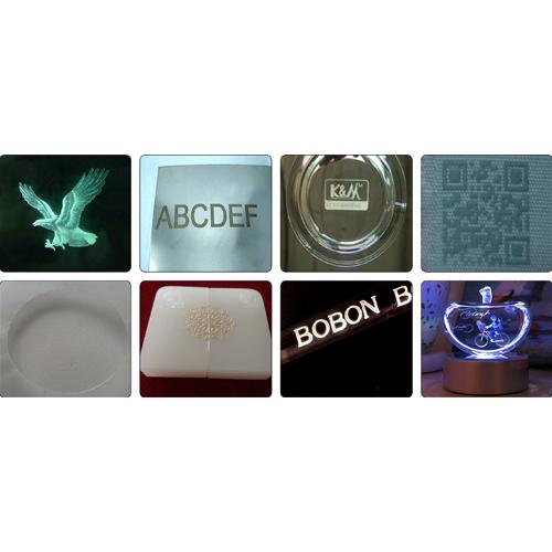 紫外激光打标机应用系列三