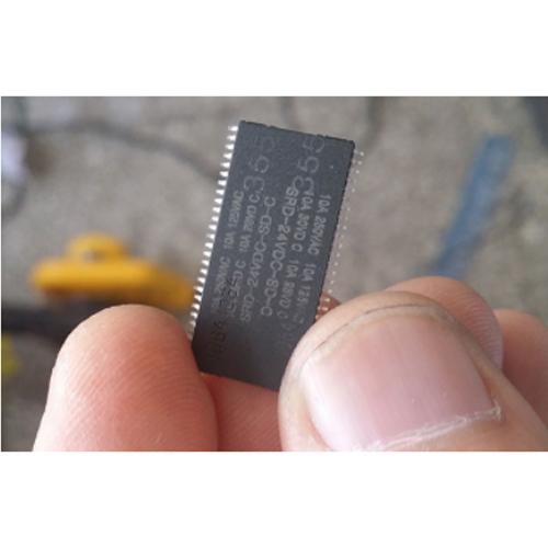 电子产品紫外激光喷码机应用