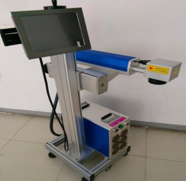激光喷码机在使用过程中的安全事项