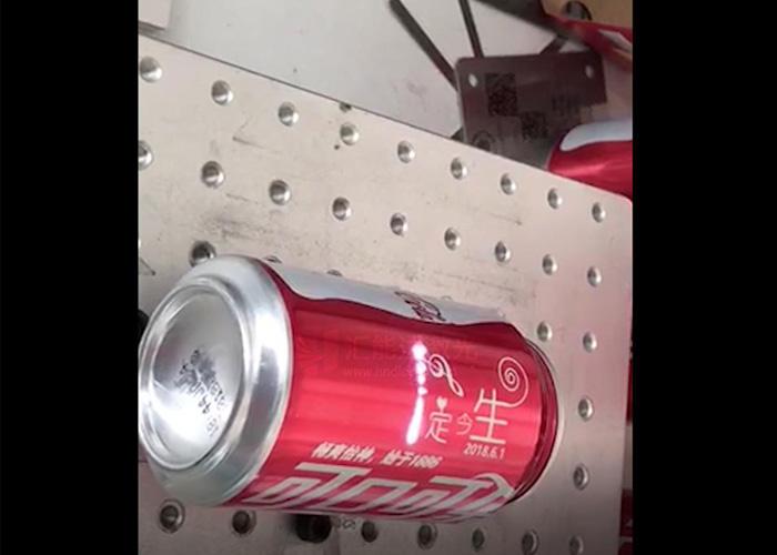 便携式光纤激光打标机(食品)