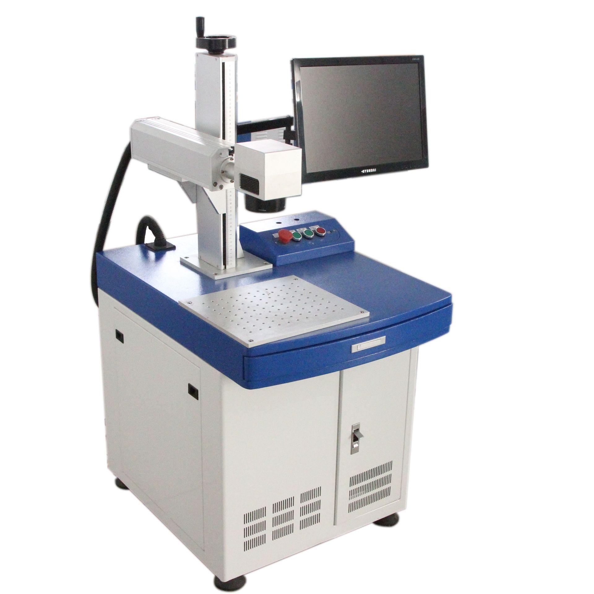 工业生产中全自动打标机发挥重要作用
